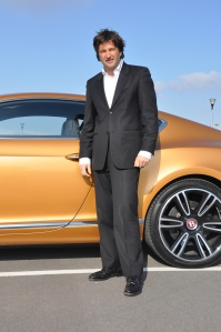 Christophe Georges, Presidente y Director Ejecutivo de Bentley Motors Americas