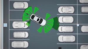 Los Audi del futuro se parquearán solos