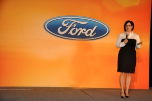 Sheryl Connelly, Global Consumer Trends & Futuring at Ford