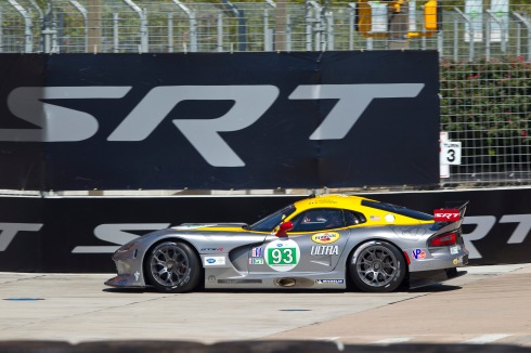 Viper vuelve a las 24 horas de Le Mans