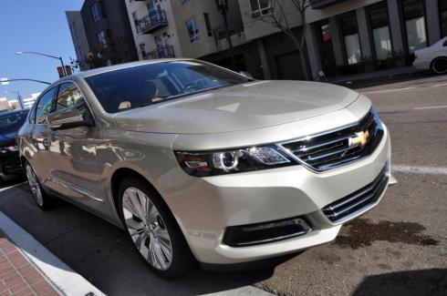 Chevrolet Impala_2014