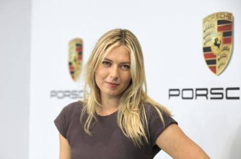 Porsche Sharapova