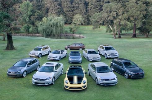 VW Full Line 2014