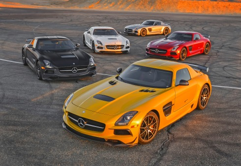Mercedes-AMG Black Series Group