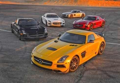 Mercedes-AMG Black Series Group