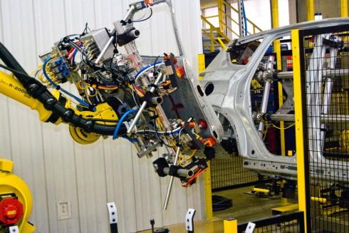 Robots Ford Motor Company