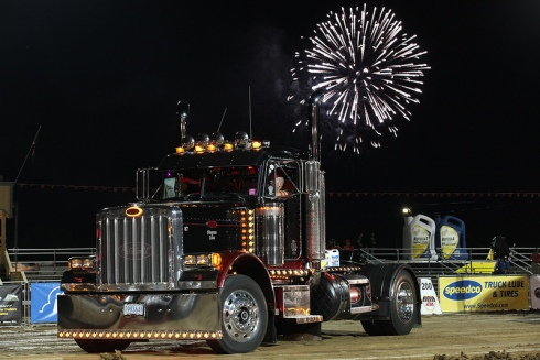 Shell Rotella SuperRigs 2014