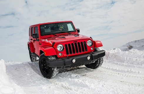 2015 Jeep® Wrangler Unlimited X Edition