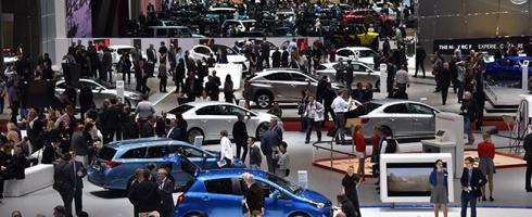 Auto Show Ginebra 2015
