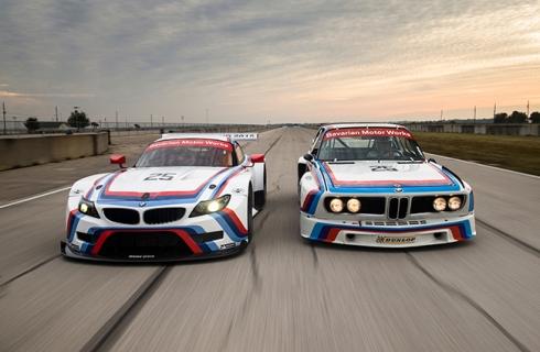 BMW en Amelia Island