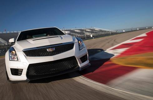Cadillac ATS V 2016 Circuito de las Américas