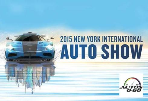 Auto Show New York 2015