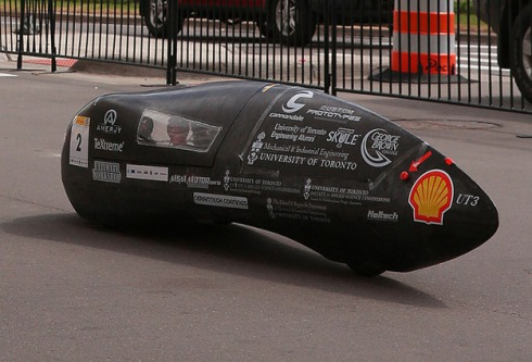 Shell Eco-marathon Americas