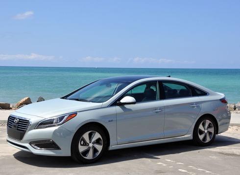 Hyundai Sonata Hybrid y Plug-In Hybrid 2016