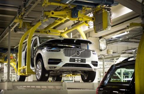 Volvo tendrá fábrica en EU