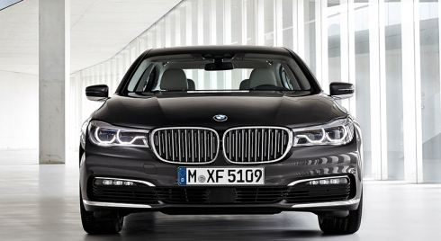 BMW Serie 7 en Munich