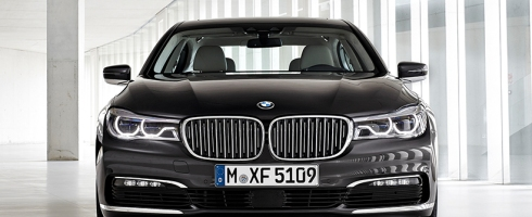 BMW Serie 7 en Munich